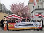 Ada Bakso & Dangdut di Pemilu Luar Negeri Kroasia