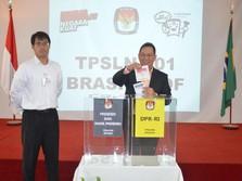 Meriah, Jumlah Pemilih Pemilu Luar Negeri di Brasil Naik 13%