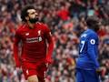 Gol Spektakuler Mohamed Salah: 27,8 Meter dan 122 KM per Jam