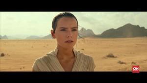 VIDEO: 'Star Wars' Bakal Rehat Usai 'The Rise of Skywalker'