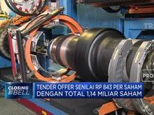 Michelin Siapkan Dana Rp 961,04 Miliar untuk Tender Offer