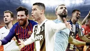 Berebut Semifinal Liga Champions