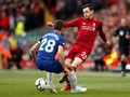 Liverpool Nyaris Alami Insiden 'Gerrard Slip' Lawan Chelsea