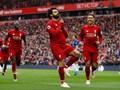 FOTO: Salah dan Mane Mengamuk, Liverpool Tekuk Chelsea