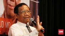 Mahfud Diminta Jokowi Tuntaskan Kasus HAM Masa Lalu