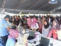 Antrean 11 Ribu WNI ke TPS Brunei Bikin Macet 1 Kilometer