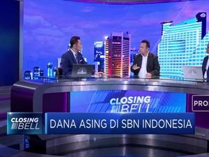 Pasar Obligasi Masih 'Disetir' Investor Asing