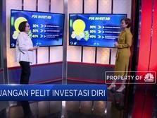 Keluar Dari Zona Nyaman, Langkah Awal Investasi Diri