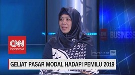 VIDEO: Geliat Pasar Modal Hadapi Pemilu 2019