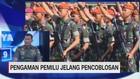 VIDEO: TNI & Polri Jamin Keamanan di Hari Pencoblosan