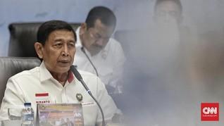 Cegah Pengacau Pemilu, Wiranto Minta Aparat Pasang Mata