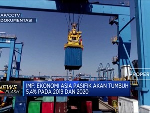 IMF: Ekonomi Asia Pasifik Tetap Stabil