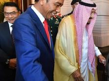 Kabar Baik dari Arab, Operasi Empedu Raja Salman Sukses