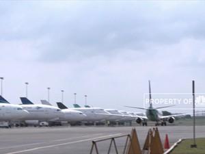 Menteri BUMN Bantah Minta Suntikan Dana Holding Penerbangan