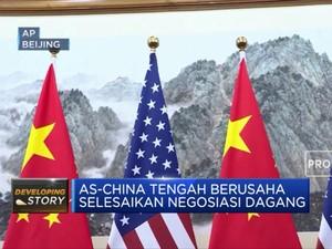 Damai Dagang AS-China Masuk Babak Final
