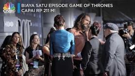 Game of Thrones, Serial dengan Biaya dan Tarif Artis Selangit