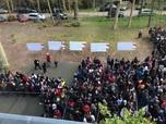 Ribuan WNI Serbu TPS Demi Nyoblos Pilpres 2019 di Belanda