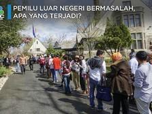 KPU Angkat Bicara Soal Kisruh Pemilu Luar Negeri