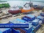 Steadfast Marine Digugat Pailit Lagi, Apakah Ekuitas Seret?