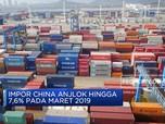 Dibayangi Perang Dagang, Ekspor China Bulan Maret Malah Naik