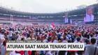 VIDEO: Aturan Masa Tenang Pemilu