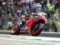 Sempat Terjatuh, Marquez Tercepat di FP4 MotoGP Prancis