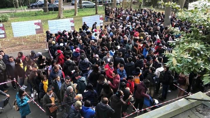 Serba-serbi Pemilu Luar Negeri, dari Chaos hingga Silaturahmi