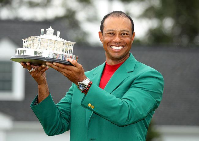 Tiger Woods Juara Masters Tournament