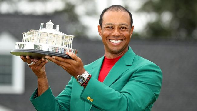 Tiger Woods Juara Masters Tournament