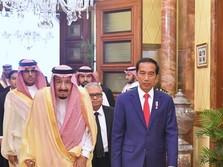 Kelar Pilpres, Jokowi Gelar Rapat Bahas Investasi Arab Saudi
