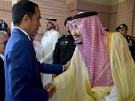 Bukan Cuma Umroh, Jokowi Juga Bahas Kilang Cilacap di Arab