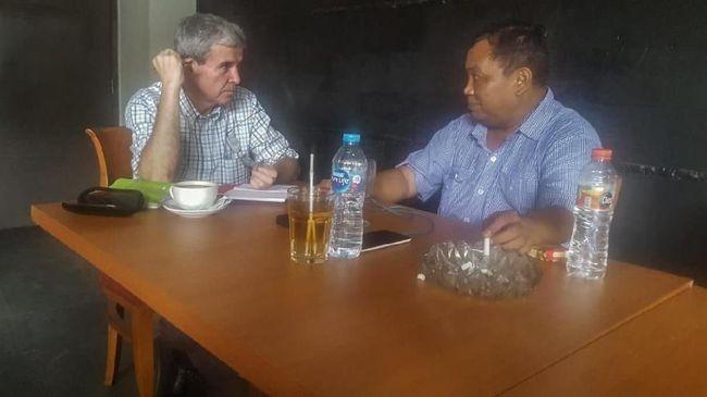 Gerindra Polisikan Allan Nairn Soal Dokumen Siasat Prabowo