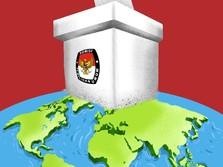 Sederet Data & Fakta Pemilu RI 2019 di Luar Negeri