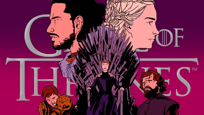 Ini Karakter yang Gugur di Game of Thrones Episode 3 Season 8