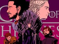 Wah, HBO Garap Prekuel Game of Thrones Spesial Targaryen
