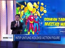 Sisihkan Tabungan Investasi Mainan