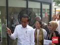 Resmikan Halal Park, Jokowi Berharap Wisata Halal Berkembang