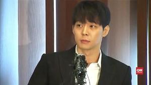 VIDEO: Polisi Geledah Rumah Park Yoochun 'JYJ' Soal Narkoba