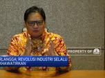 Menperin: Re-Skilling SDM Untuk Hadapi Industri 4.0