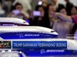 Trump Sarankan 'Rebranding' Boeing 737 MAX
