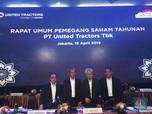 Batu Bara Lesu, United Tractors Agresif Akuisisi Tambang Baru