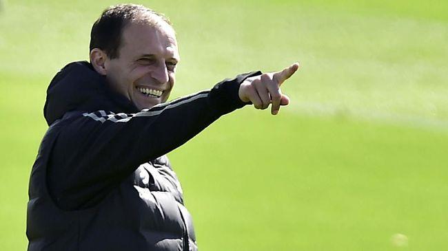 Allegri Resmi Tinggalkan Juventus