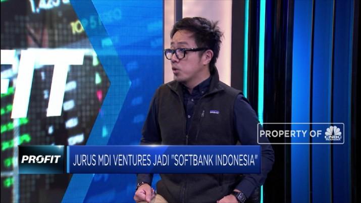 26c601428b Bos MDI Ventures: Startup RI Tak Kalah dari China!