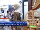 Jaring 5 Juta Wisman, Jokowi Bangun Distrik Halal Rp 250 M