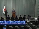 Jepang Siap Bantu Perancis Bangun Lagi Notre-Dame Paris