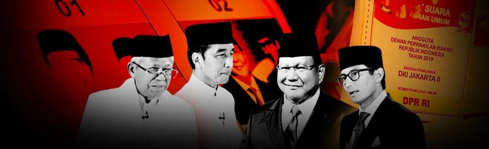 Pesta Demokrasi Indonesia