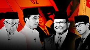 Pesta Demokrasi Indonesia