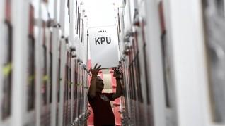 KPU Sebut 90 Petugas KPPS Meninggal di Pemilu 2019