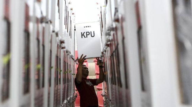 Kasus Logistik Pemilu, DKPP Jatuhkan Sanksi ke KPU Banyuasin