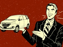 Lagi, Toyota Avanza 'Asapi' Mitsubishi Xpander